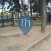 Chiva - Parque Calistenia - Calle del Ejército Español