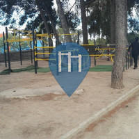 Chiva - 徒手健身公园 - Calle del Ejército Español