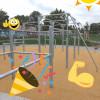 Eröffnungsfeier Parkour-Park in Darmstadt