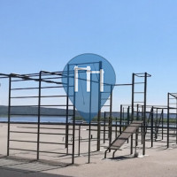 Calisthenics Facility - Tomsk - Street workout zone at Lagerniy Garden