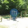 Sallanches - Outdoor Fitness Trail - Lac des Ilettes