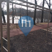 Newark - Fitness Trail - Weequahic Park ParCourse FitStations