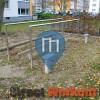 Висбаден/Schierstein - Воркаут площадка - Geno50 Park