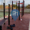 Outdoor Pull Up Bars - Buñol - Calisthenics Stations