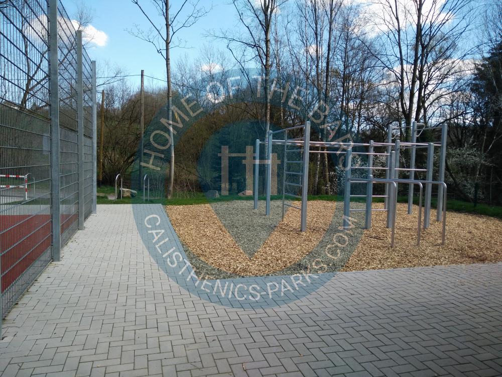 Gevelsberg Calisthenics Stations Calisthenics Park Berger Bach Germany Spot