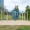 Frankfurt - Street Workout Park - Hafenpark - Kenguru.PRO