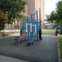 New York - Bronx - Воркаут площадка - Millbrook Park