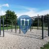 考那斯 - 徒手健身公园 - Nemunas island