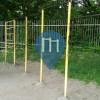 Vilnius - уличных спорт площадка - Stasio Vainiūno g