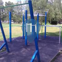 Жилина - Воркаут площадка - Vlčince