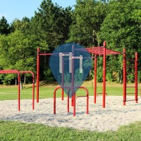 Zagersdorf - Calisthenics Park - Hard Body Hang