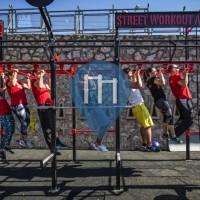 Athens - Street Workout Gym - Fokianos  Sports Park