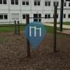 Minden - Parque Calistenia - Käthe-Kollwitz-Schule