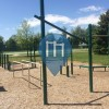 Fort Collins - Calisthenics Park - Lee Martinez Park