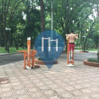 Hanoi - Outdoor Gym - Botanical Garden