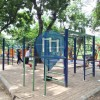 Бангкок - Воркаут площадка - Lumpini Park