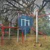 Visalia - Outdoor Gym for Street Workout - Blaine Park
