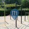 Брешиа - Воркаут площадка - Parco Tarello