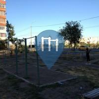 Astrakhan - Calisthenics Street Workout Spot
