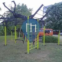 Iwajlowgrad - Street Workout Park - Titan Fitness