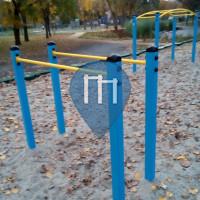 Budapest - Outdoor Exercise Gym - Határ út