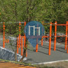 Street Workout Gym - Piateda - Fitness Park