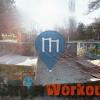 München - Parkourpark - Rote Stadt