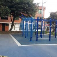 Parque Street Workout - Calistenia Parque Lombardia - Bogotá