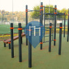 Geneva - Calisthenics Park - Centre Sportif du Bout du Monde