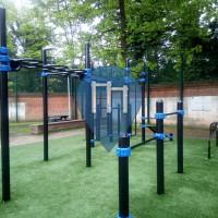 Parc Street Workout - Bruxelles - Palais Outre-Ponts
