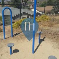 San Diego - уличных спорт площадка - Breem Park