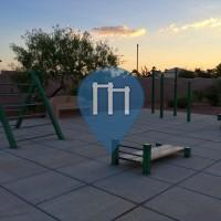 Лас-Вегас - Воркаут площадка - All American Park