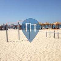 Tel Aviv - Outdoor-Pull-Up-Bar - Mezizim beach