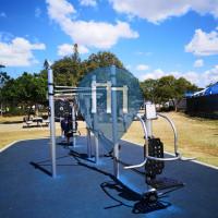 Воркаут площадка - Брисбен - Arthur Davis Park - Sandgate
