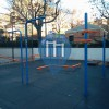 New York (Queens) - Adult Fitness Facility - Russell Sage Playground