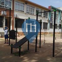 洛哈 - 徒手健身公园 - Paseo Narváez