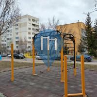 София - уличных спорт площадка - Ovcha Kupel