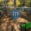 Odessa - Outdoor-Fitnessanlage - Prymors'kyi district