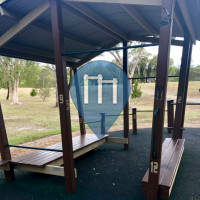 Brisbane - Fitness Trail - Beryl Roberts Park - Coopers Plains