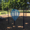 Portland  - Outdoor Exercise Gym - Sewallcrest Park