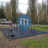 Brussels - Calisthenics Equipment - Marais de Ganshoren