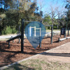 Sydney (Marrickville) - Outdoor Exercise Gym - Steel Park