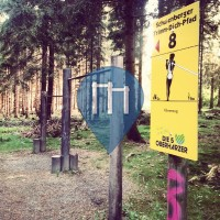 Schulenberg im Oberharz - Fitness Trail - Okerstausee
