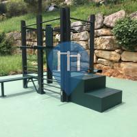 Ginásio ao ar livre - Mougins - Aire de fitness AirFit - Mougins-le-Haut