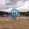 Omsk - Calisthenics Park - Park imeni 300-letiya