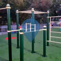 徒手健身公园 - 埃尔吉胡埃拉 - Parque de Herguijuela