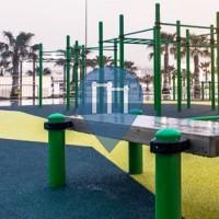 Onda (Castelló) - Parque Street Workout - Kenguru.PRO