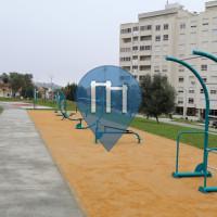 Póvoa de Santa Iria - Outdoor-Fitnessanlage - Parque Urbano Republica