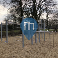 Kamp Lintfort - Calisthenics Equipment - Pappelseepark