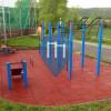 Horní Němčí - Calisthenics Park - Workout Club
